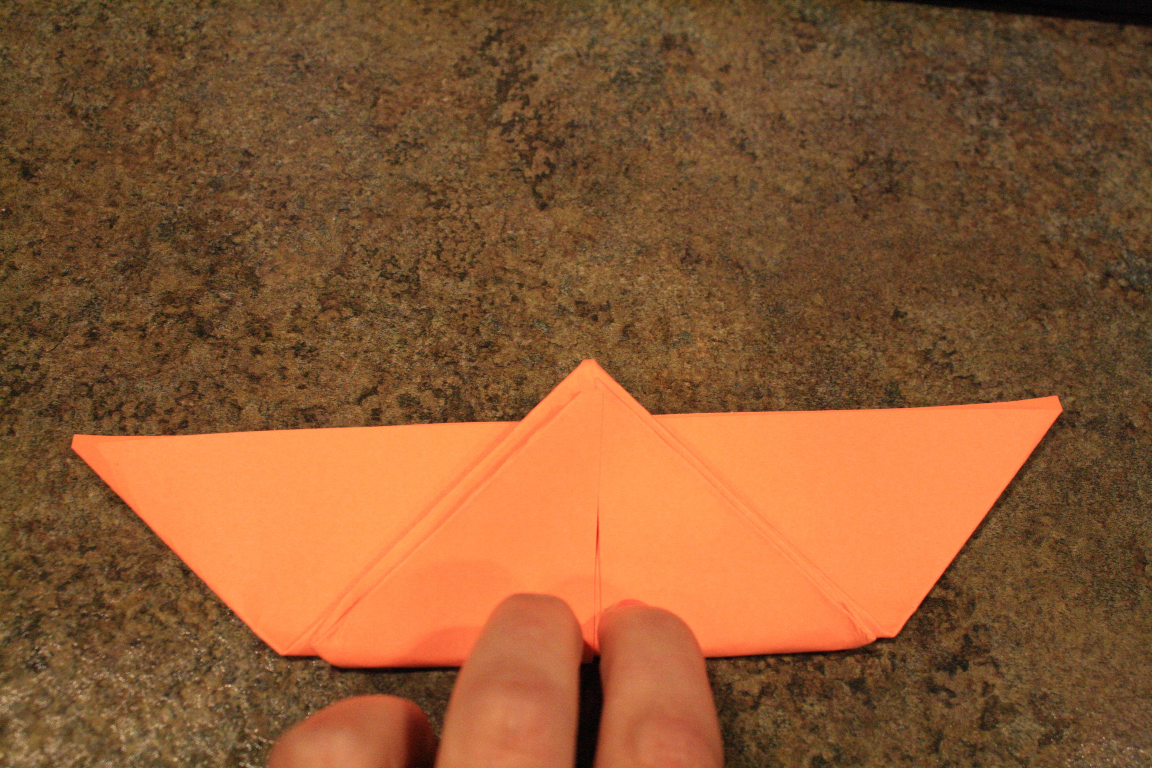 Как сделать оригами открытку сердечко