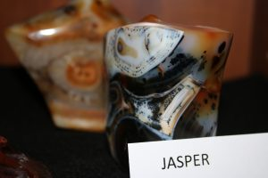 Photo of Jasper rock
