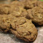 Photo of acorn flour cookies