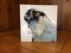 """Photo of """"Are you a fish?"""" book"""