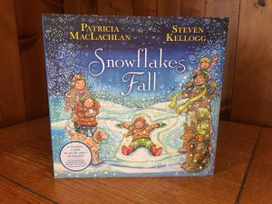 """Photo of """"Snowflakes Fall"""" book"""
