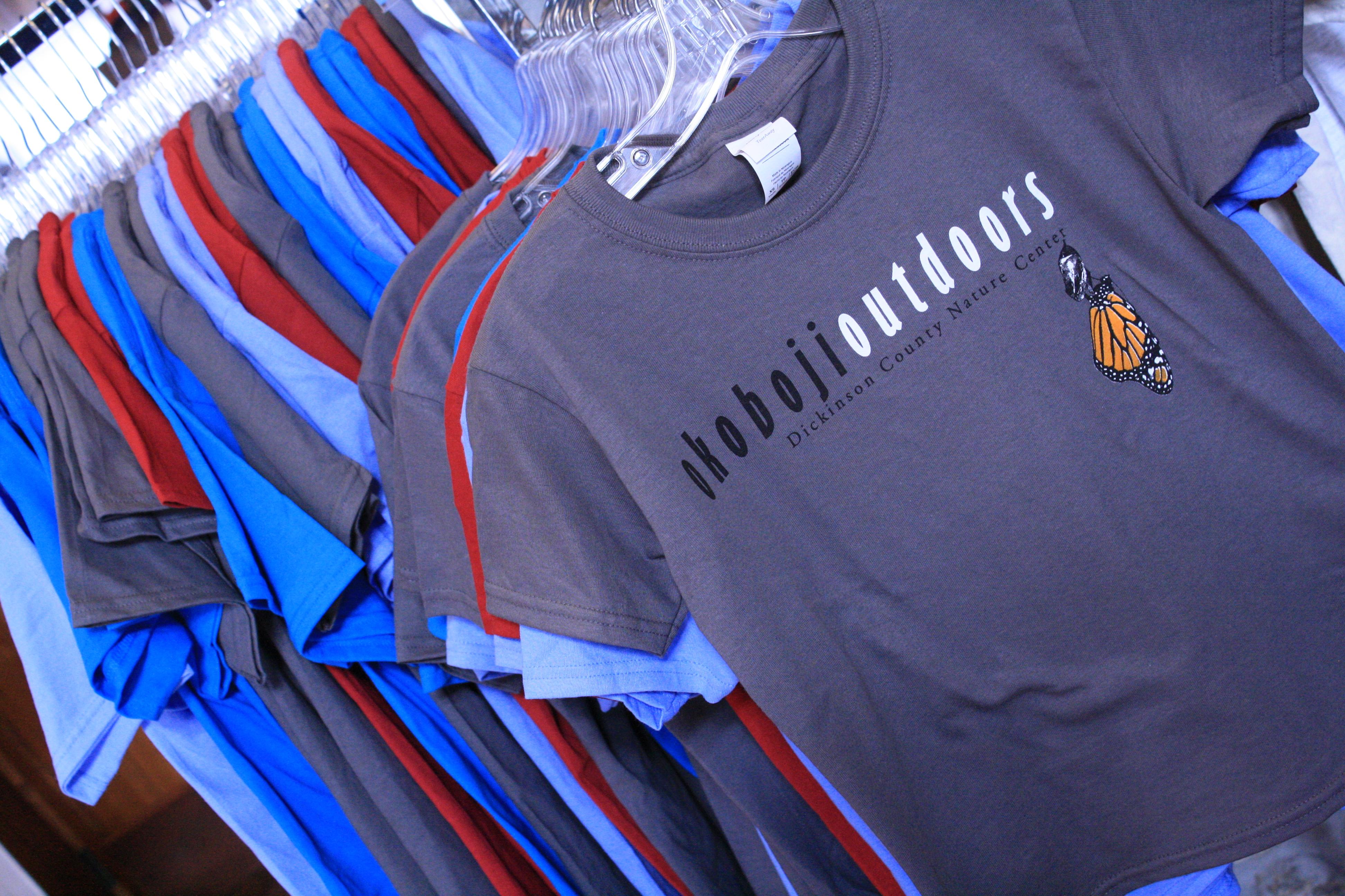 Photo of Okoboji Outdoors T-shirts
