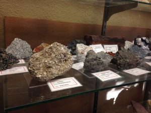 Photo of rock collection