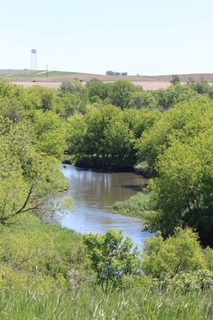 the Little Sioux River