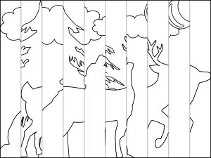 Color this picture for a two-in-one experience – Dickinson ...