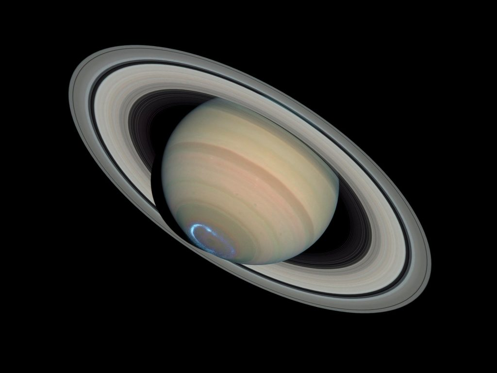 Illustration of Saturn
