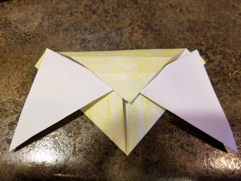 Easy Origami Bee | 768x1024
