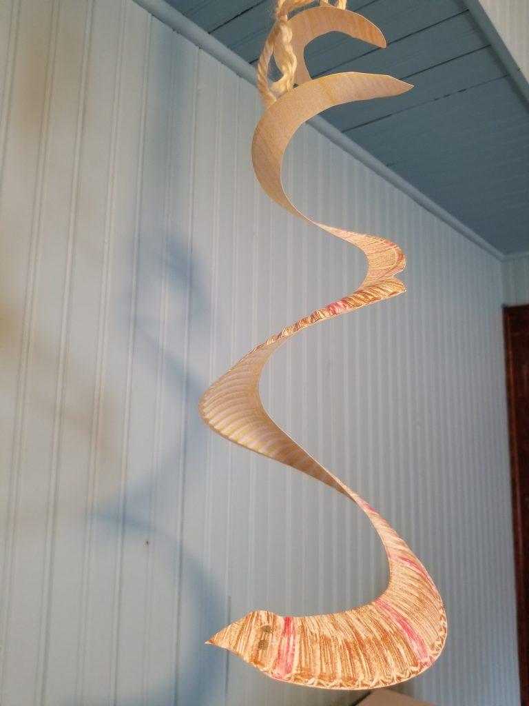 pendulum hanging