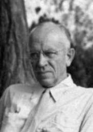 Photo of Aldo Leopold