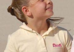 Photo of young Bindi Irwin